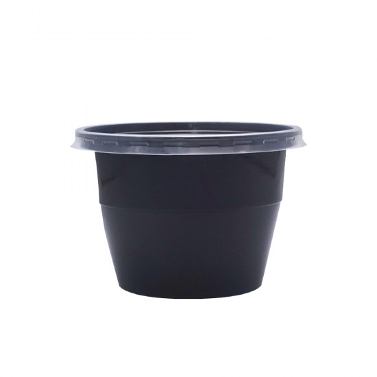 Castron Supa, Alb, 680 ML, 25 buc/set