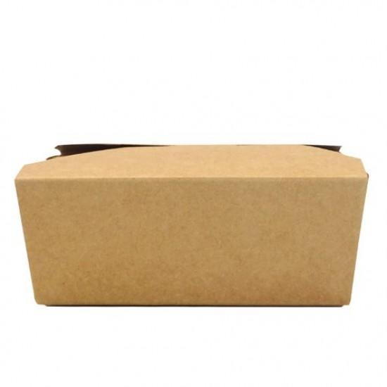 Cutie rectangulara Kraft, 1400 cc, 50 buc/set