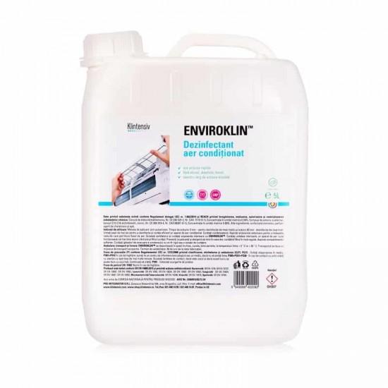 ENVIROKLIN™ – Dezinfectant aer conditionat, 5 litri