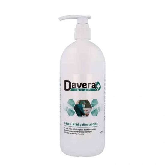 DAVERA® SOAP – Sapun lichid antimicrobian, 1 litru