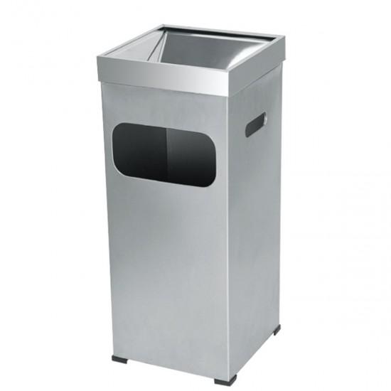 Cos de gunoi cu scrumiera 42 L