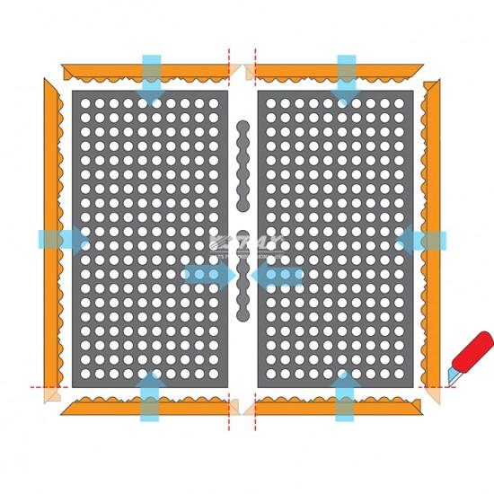 Conectori 549K Safety Stance