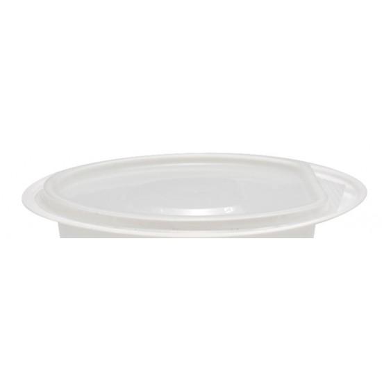Capac caserola supa Polipropilena (PP), 100 buc/set