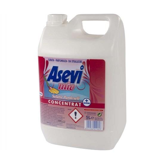 Detergent concentrat Manual pardoseli 5L Asevi Mio