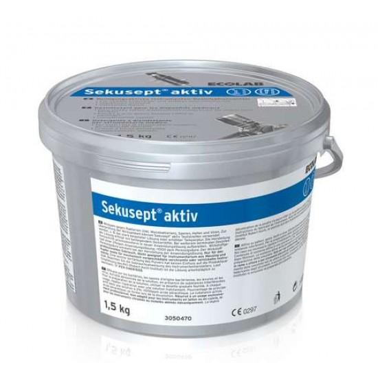 Dezinfectant instrumentar medical Sekusept Aktiv 1.5kg Ecolab