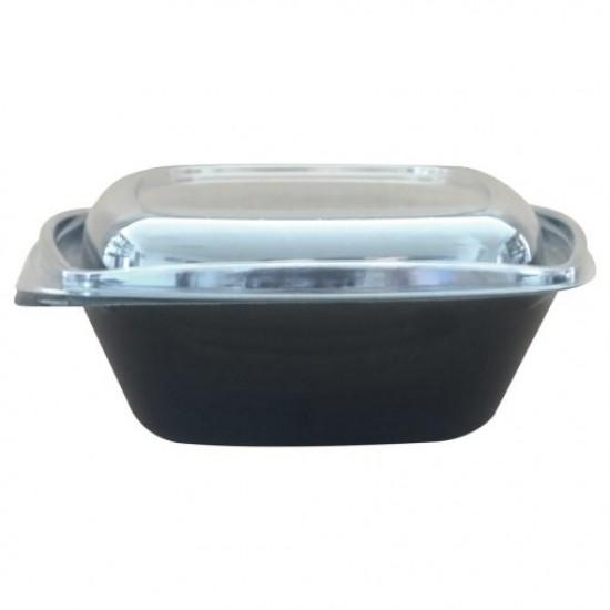 Caserole 1000 gr Patrate, 50 buc/set
