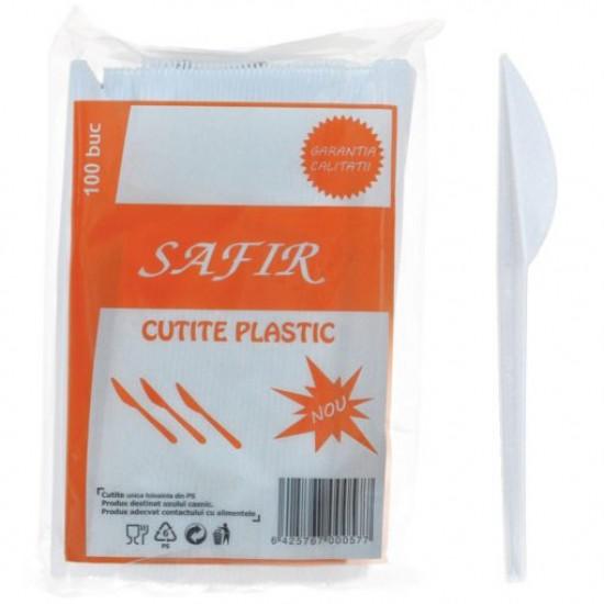 Cutite Polistiren (PS), 100 buc/set