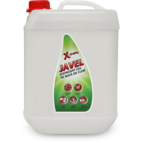 Gel igienizant clor 5L AQA Choice