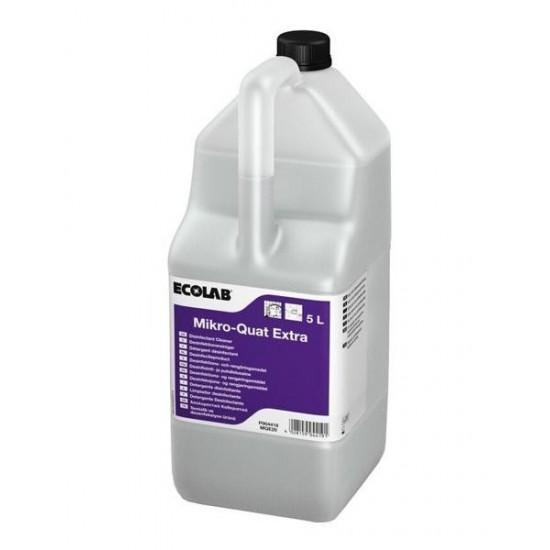 Detergent concentrat dezinfectant Mikro quat extra 5L, Ecolab