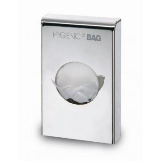 Dispenser pungi igienice ABS cromat