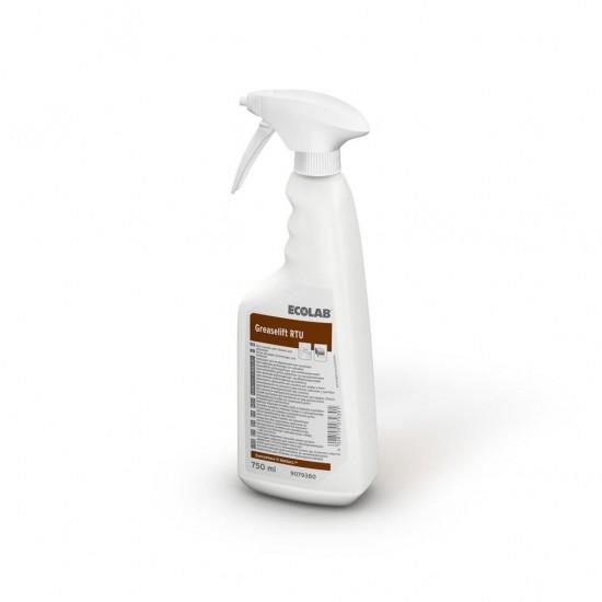 Detergent degresant concentrat impotriva grasimilor GREASELIFT RTU 750ml Ecolab