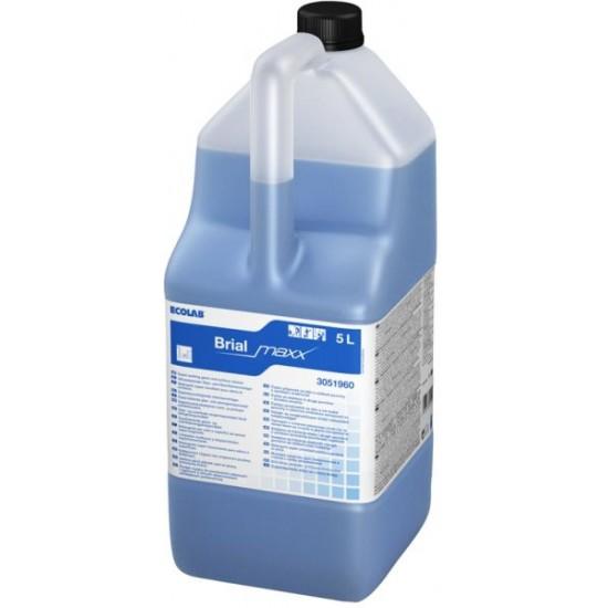 Detergent superumectant pentru suprafete si geamuri MAXX2 BRIAL 5L,  Ecolab