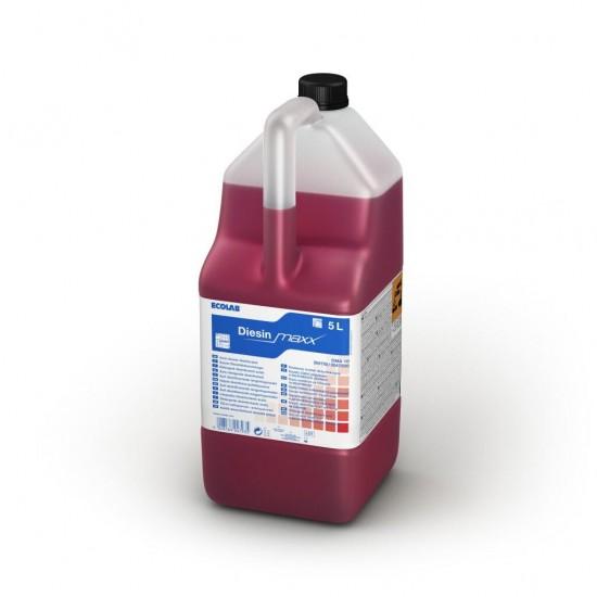 Detergent igienizant parfumat pentru grupul sanitar DIESIN MAXX 5L Ecolab