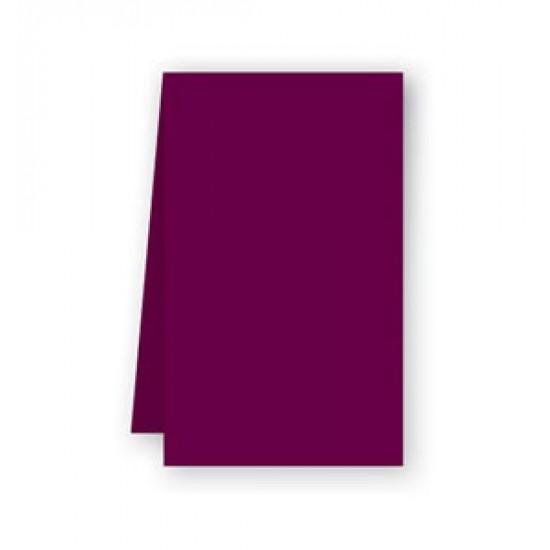 Fata de masa din airlaid 100x100 cm, Burgundy, Fato