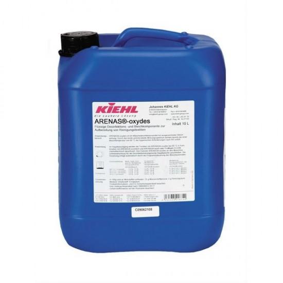 ARENAS OXYDES-Detergent lichid de inalbire si dezinfectie pentru textile, 10L, Kiehl