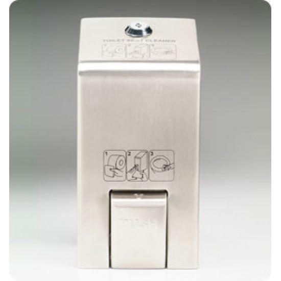 Dispenser Spray Seat & Handle Cleaner din inox, 400 ml, RUBBERMAID