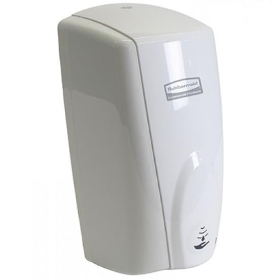 Dispenser AutoFoam electronic pentru sapun lichid, 1100 ml, alb, RUBBERMAID