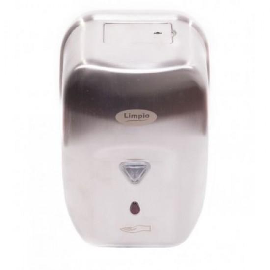 Dozator sapun lichid din inox cu senzor 1200 ml, Limpio