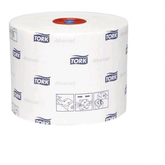 Hartie Igienica 3 straturi, 70 m / rola, Tork Extrasoft T6