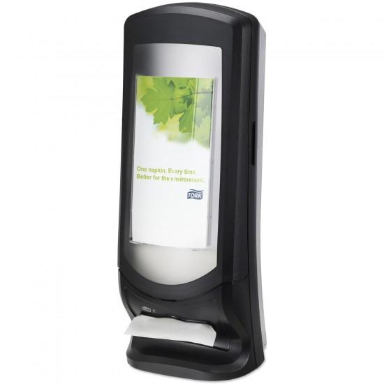 Dispenser servetele masa negru Tork inalt