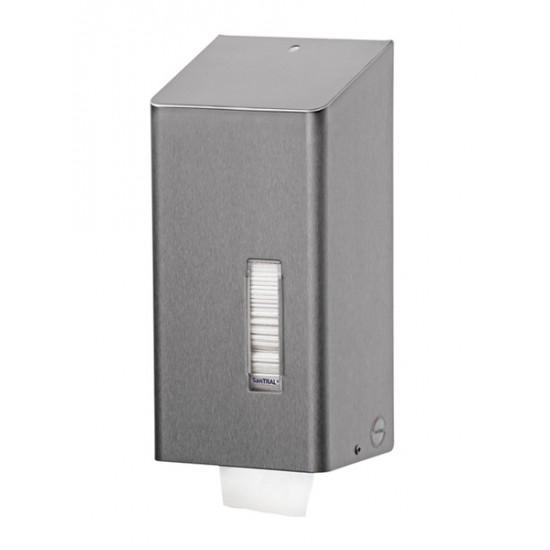 Dispenser hartie igienica pliata, seria SanTRAL, Anti Finger Print, Bobrick