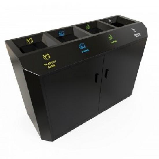 STOCKHOLM B Cosuri de reciclare la moda design trendy metal vopsit 3x60L