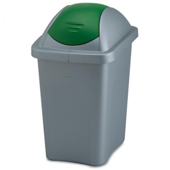 Cos gunoi Multipat colectare selectiva - 30 litri