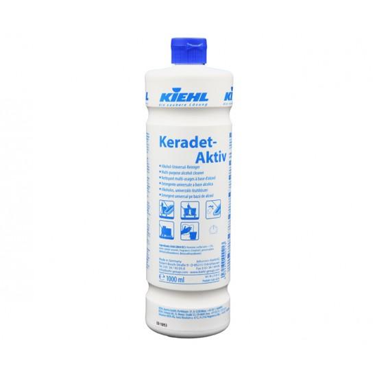 KERADET AKTIV - Detergent pentru suprafete, pe baza de alcool, 1L, Kiehl