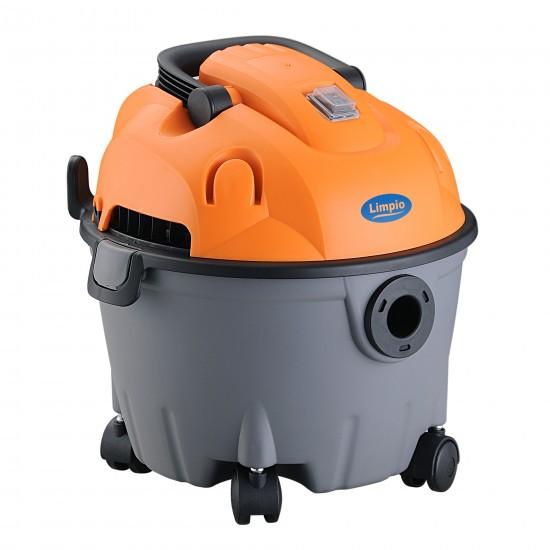 Aspirator multifunctional pentru aspirare umeda si uscata, 18 L, Limpio, 1320W