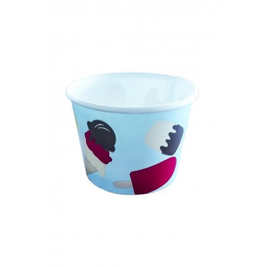 Cupa Inghetata 100 ml, 50 buc/set
