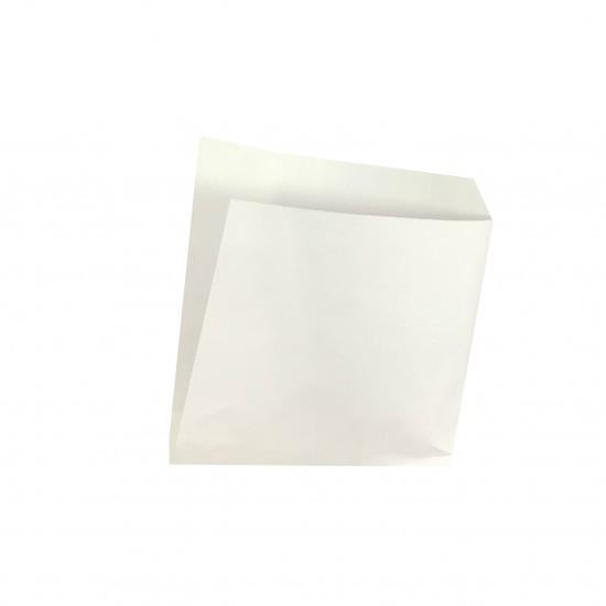 Coltar hartie alb, cerat - 20 x 20cm - 1000 buc.