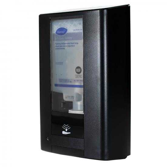 Dozator dezinfectant Hybrid cu senzor, negru, Diversey Intellicare, 1300mL