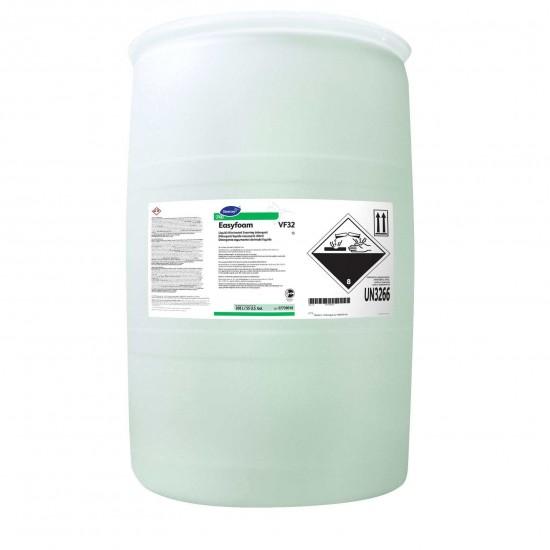 Detergent lichid clorinat Easyfoam, Diversey, 200L