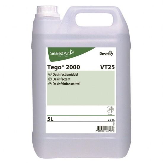 Dezinfectant suprafete TEGO 2000, Diversey, 5L