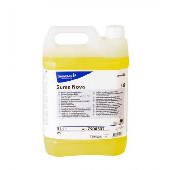 Detergent pentru masina de spalat vase SUMA NOVA L6, Diversey, 5L