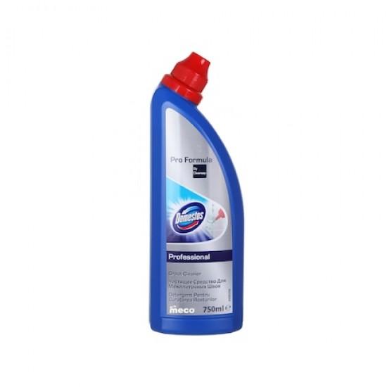 Domestos Professional Grout Cleaner 0.75L W2493 - pentru rosturi