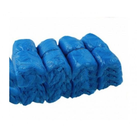 Acoperitori pantofi albastri, 1000buc/set, grosime 22 microni