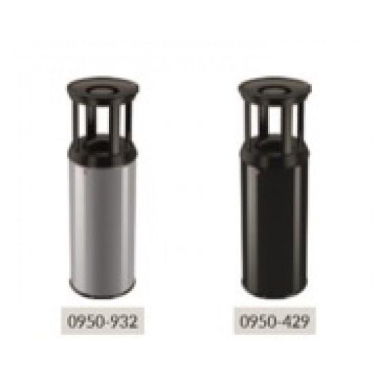 Cos Gunoi cu scrumiera ProfiLine Safe Plus XL 50, 45L