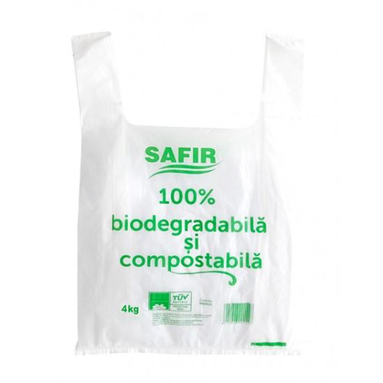 Pungi alimentare biodegradabile, 4 Kg, 100buc/set