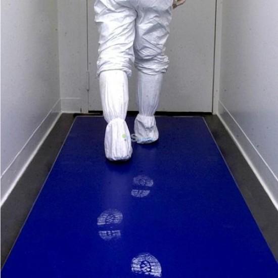 COVOR DECONTAMINARE STICKY MAT, Albastru, 45 x 115 cm
