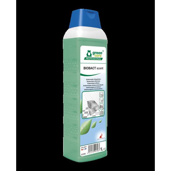 Detergent ecologic pentru curatare si eliminarea mirosurilor neplacute BIOBACT Scent, 1L