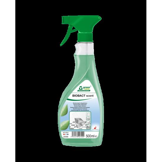 Detergent ecologic pentru curatare si eliminarea mirosurilor neplacute BIOBACT Scent, 500 ml