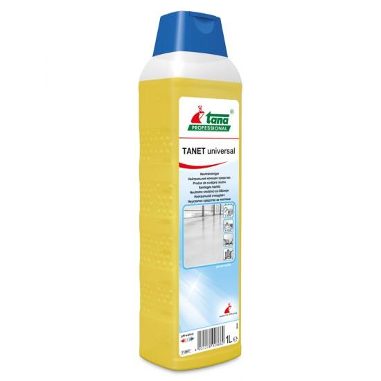 Detergent concentrat vase&suprafete ceramice TANET universal, 1L