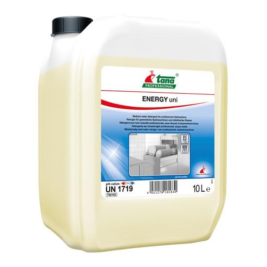 Detergent concentrat pentru masini de spalat vase Energy UNI, 10L